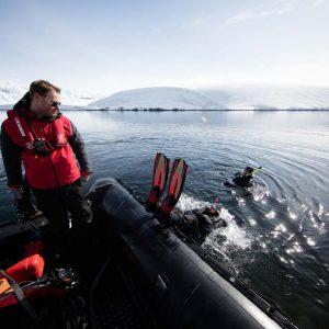 Michael Baynes, Paul MP, Aurora Expeditions