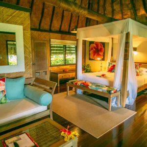 Fiji - Taveuni - Qamea Resort - Grounds and Surrounds - BEACHFRONT_BURE_INSIDE