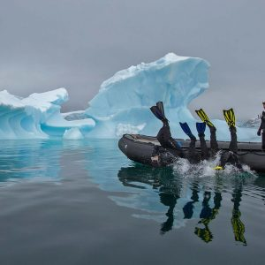 Header - Antarctica - Aurora Expeditions - Divers