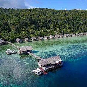 © Papua Explorer Dive Resort