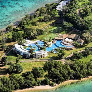 © Iririki Island Resort