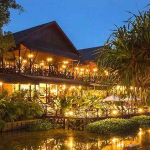 © Sepilok Nature Resort - Pulau Sipadan resorts