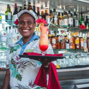 © The Melanesian Hotel