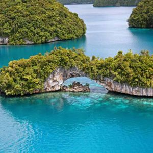 Palau - Palau Siren Liveaboard - Overwater - natural_arch1